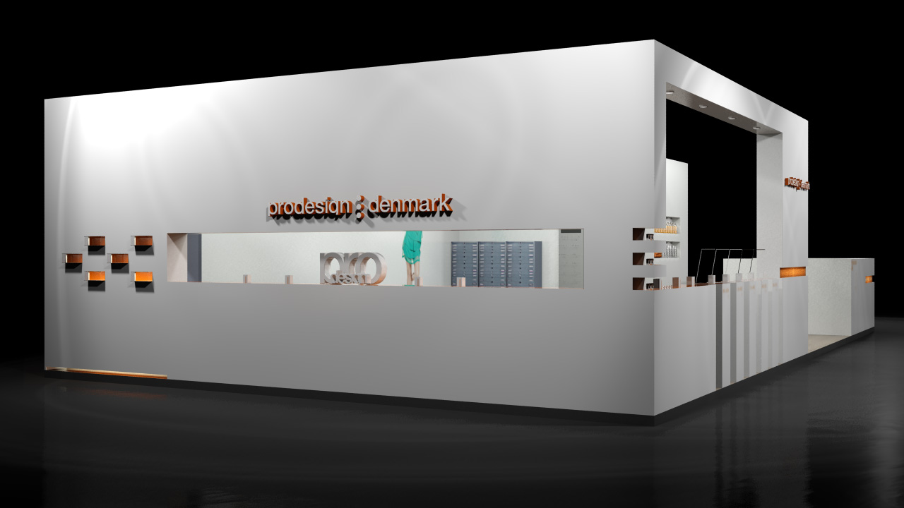 Exhibition design buus works for Office design exhibitions